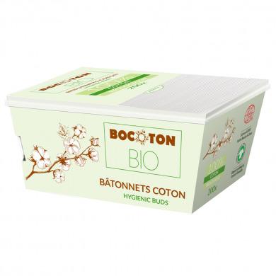 BOCOTON BIO - Bâtonnets d'oreilles