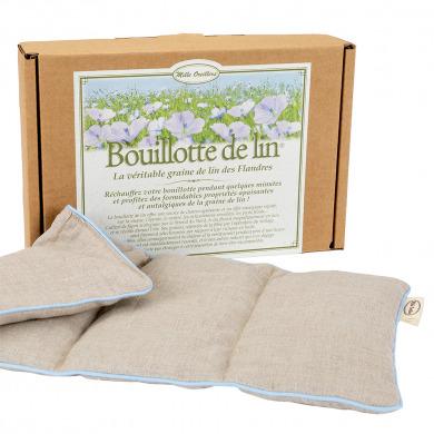 MILLE OREILLERS - Bouillote de lin ®