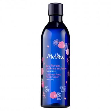 MELVITA - Eau florale de rose ancienne hydratante