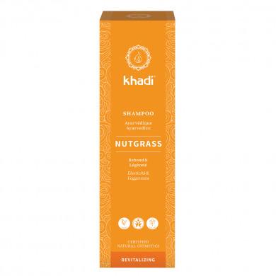 KHADI - Shampooing ayurvédique souchet cheveux normaux à gras
