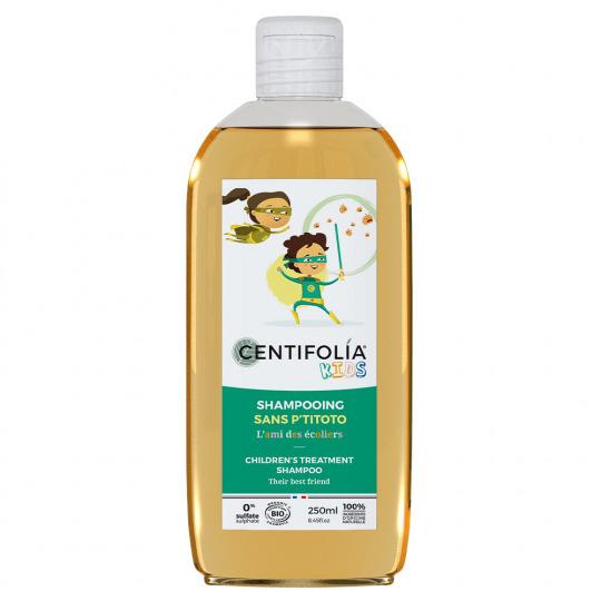 Shampooing sans p'titoto