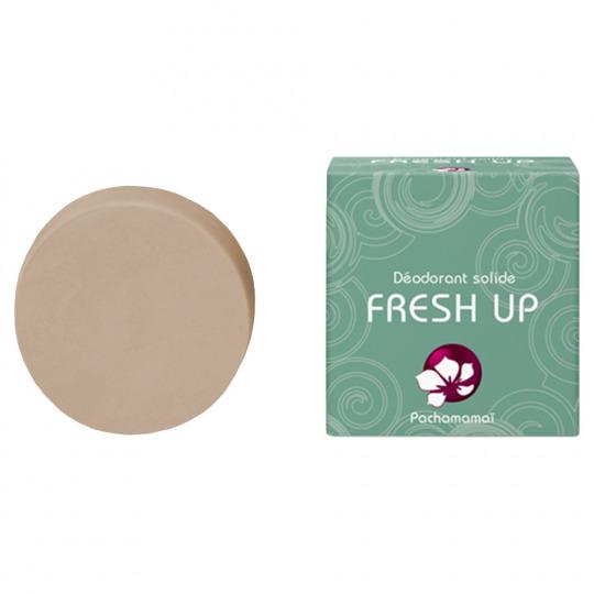Déodorant fresh-up
