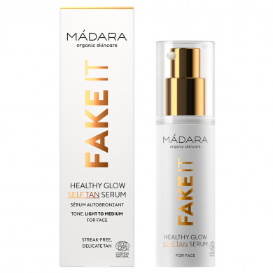 MADARA - Sérum autobronzant clair à médium Fake It