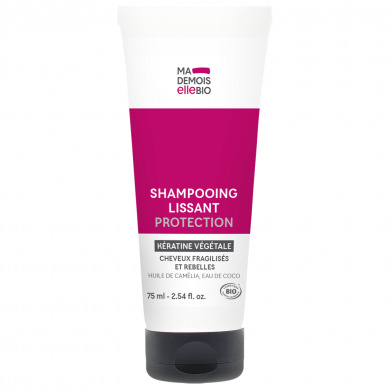 MADEMOISELLE BIO - Shampooing lissant protection - taille voyage