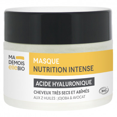 MADEMOISELLE BIO - Masque nutrition intense