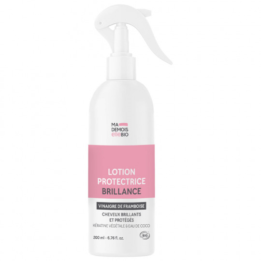 Lotion brillance kératine