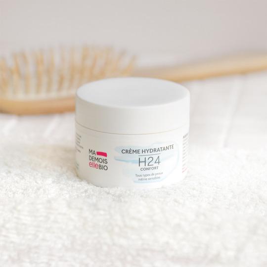 Crème hydratante confort - H24 confort