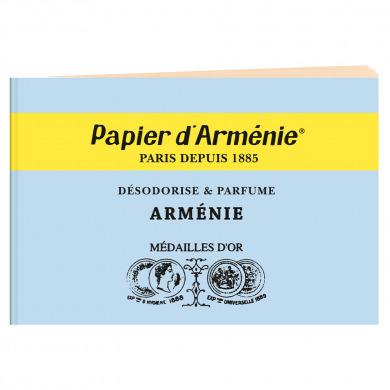 PAPIER D'ARMENIE - Le carnet année de l'arménie