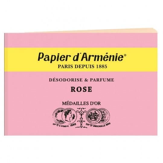 Le carnet la rose