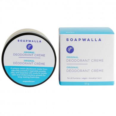 SOAPWALLA - Déodorant crème tea tree