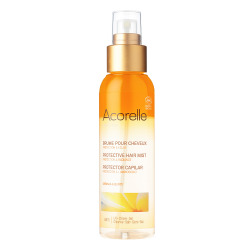 Brume protectrice pour cheveux