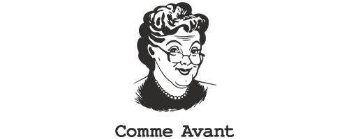 COMME AVANT