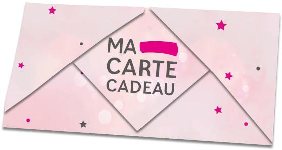 Visuel la carte cadeau mademoiselle bio